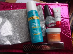 Ipsy November Glam Bag: Girls Meets Glitter