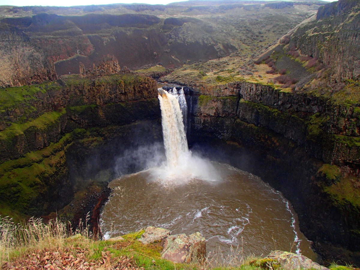 Unique and Refreshing Palouse Falls