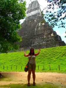 Tikal Flores, Guatemala