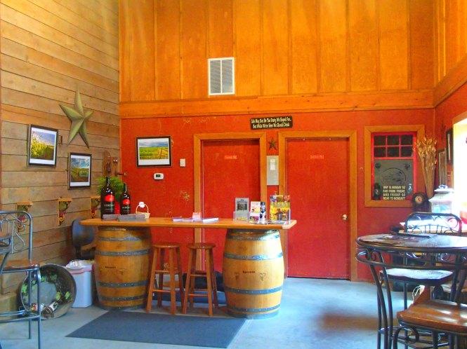 Beresan Tasting Room